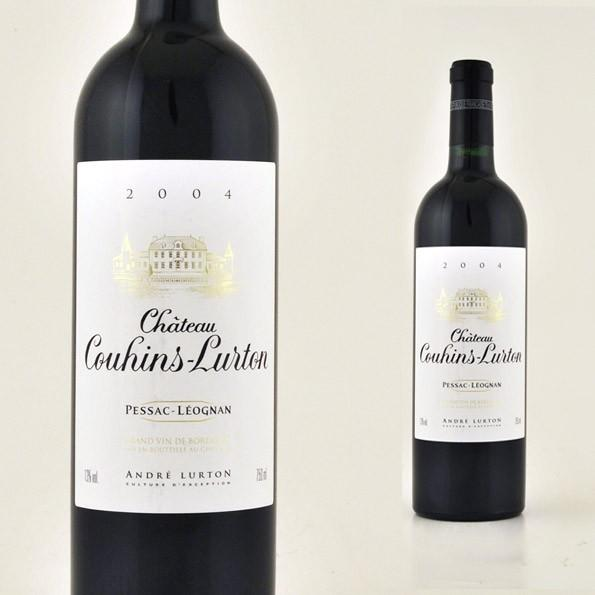 Ch Teau Couhins Lurton 2009 Wine Red