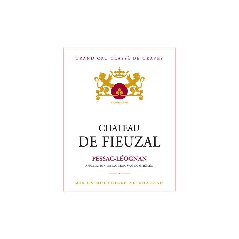 Buy 1997 ch teau de fieuzal for Buy chateaubriand