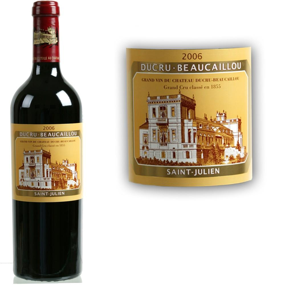 Buy Ch Teau Ducru Beaucaillou 2006 At Uvinum