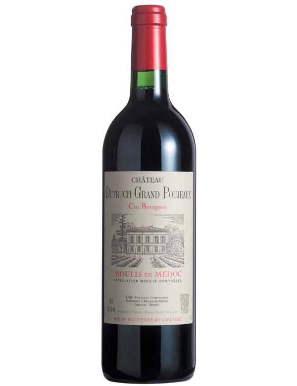 Buy ch teau dutruch grand poujeaux 2013 at uvinum for Buy chateaubriand