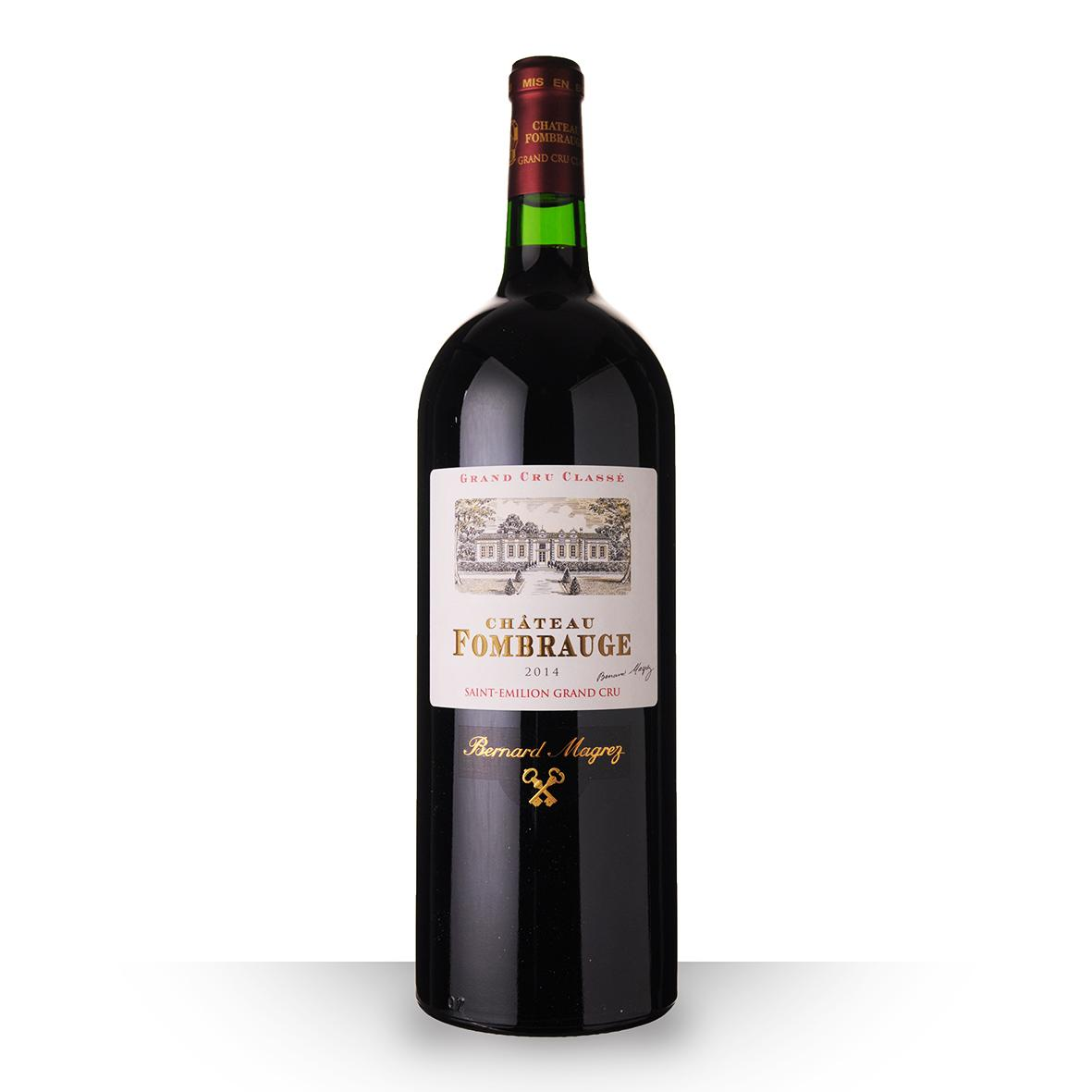 Price Of Ch Teau Fombrauge Magnum 2014 From On Uvinum