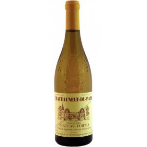 Château Fortia Chateauneuf du Pape Blanc Rhone Valley 2017
