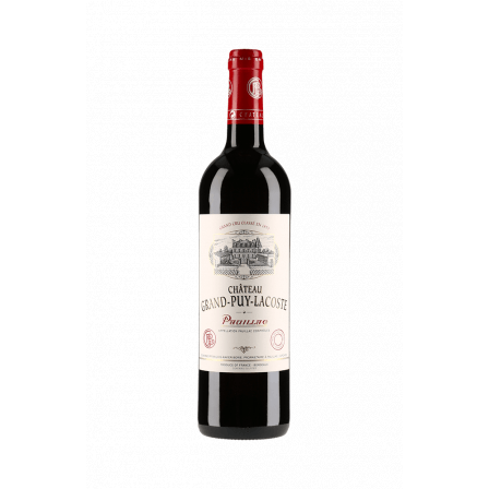Château Grand-Puy-Lacoste Imperial 2010