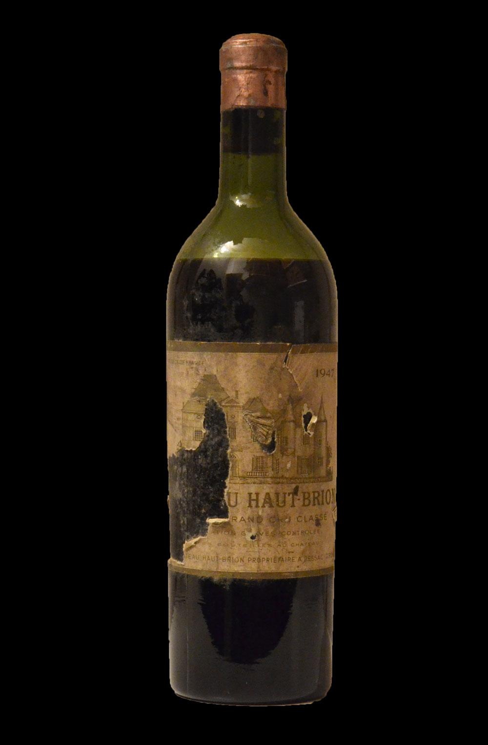 Buy ch teau haut brion 1947 at uvinum for Buy chateaubriand
