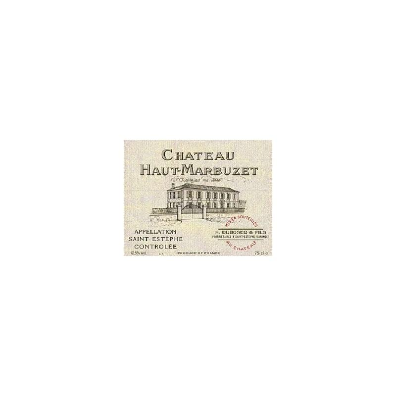 Price Of Ch Teau Haut Marbuzet 2000 From On Uvinum