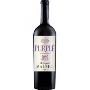 Chateau Lagrezette Purple Malbec 2015