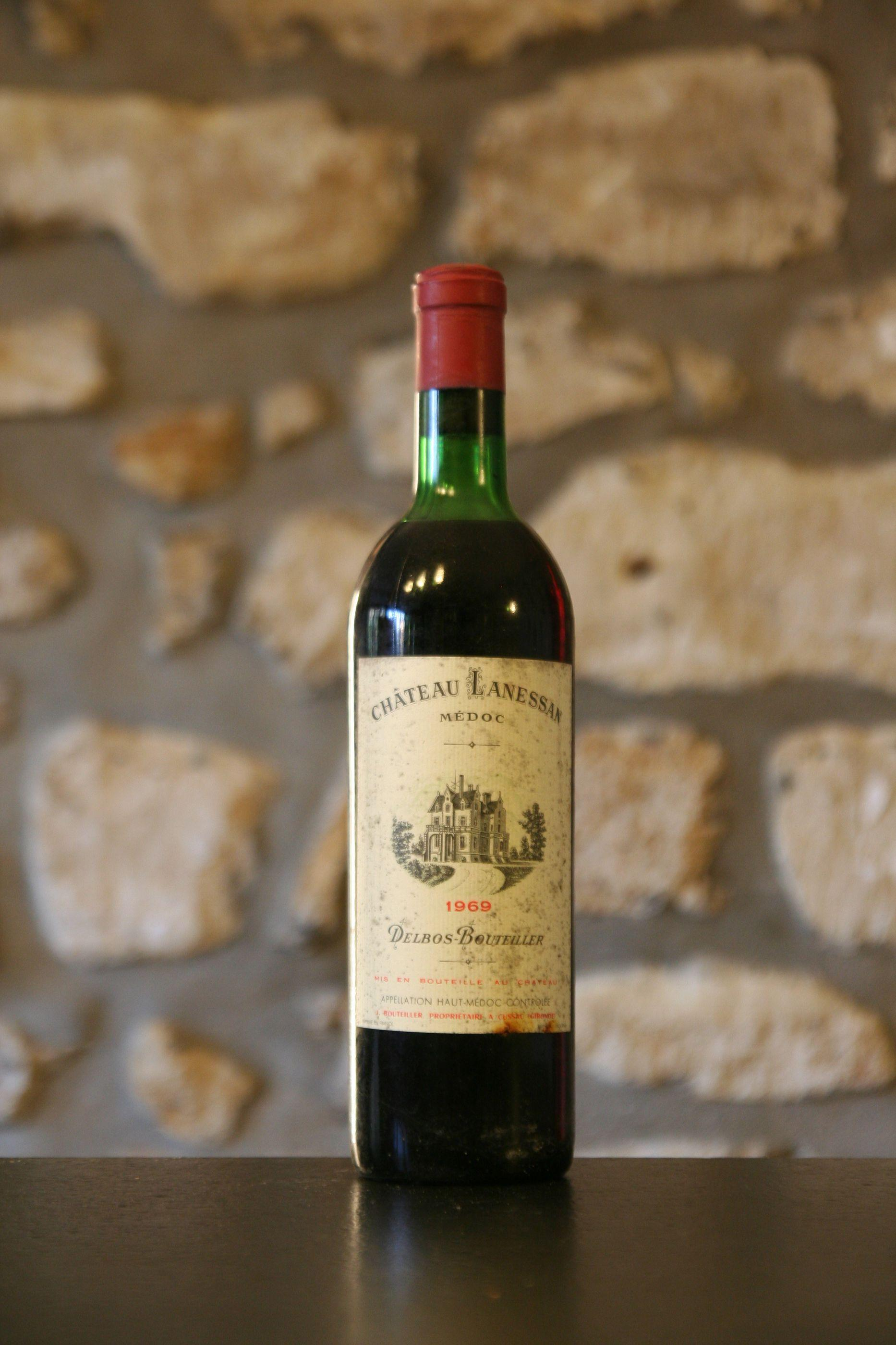 Buy ch teau lanessan 1969 at uvinum for Buy chateaubriand