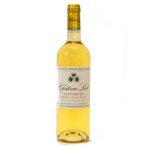 Chateau Liot Imperial 2012