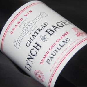 Château Lynch Bages HE 1973