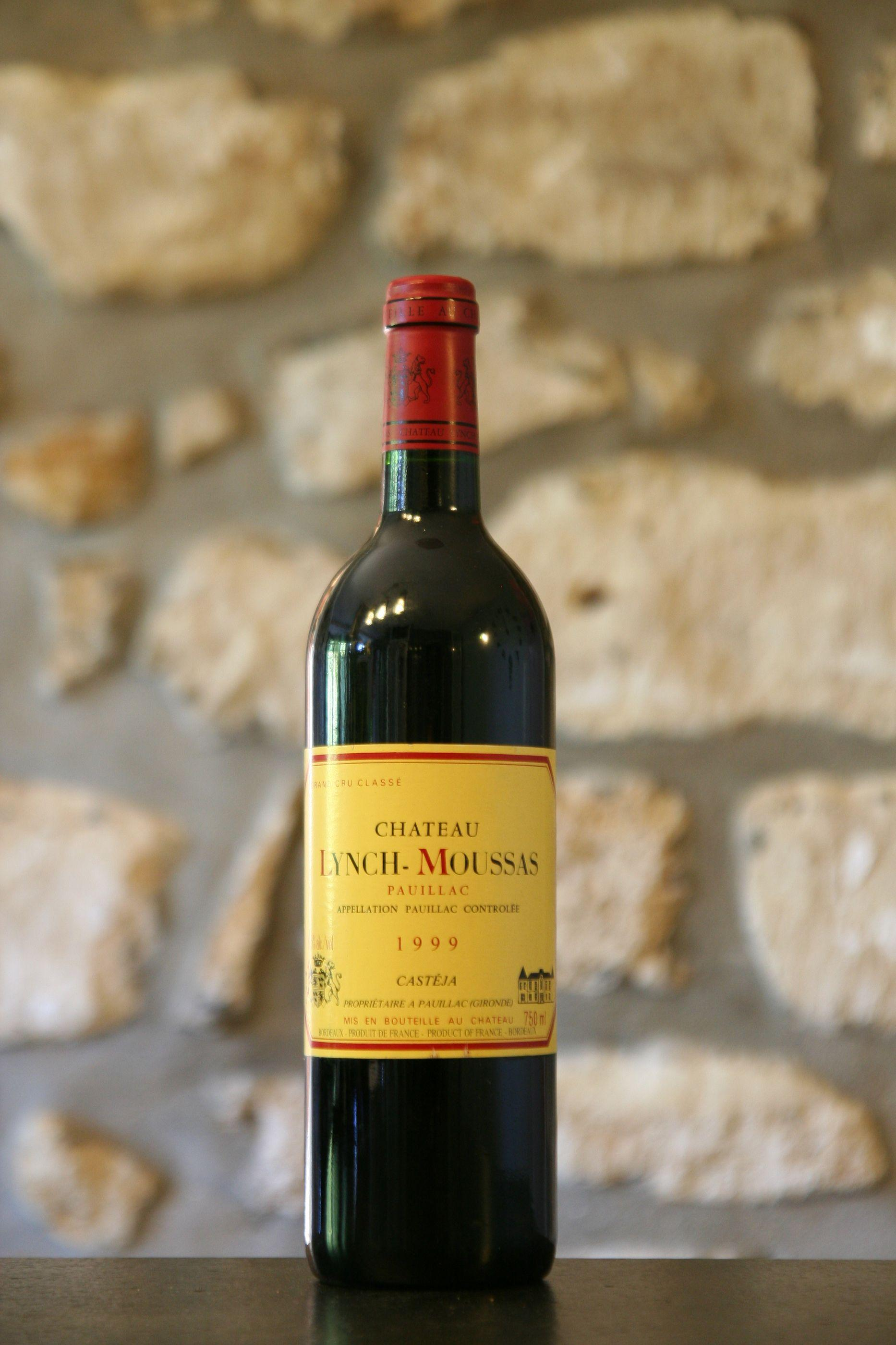 Buy 1999 ch teau lynch moussas for Buy chateaubriand