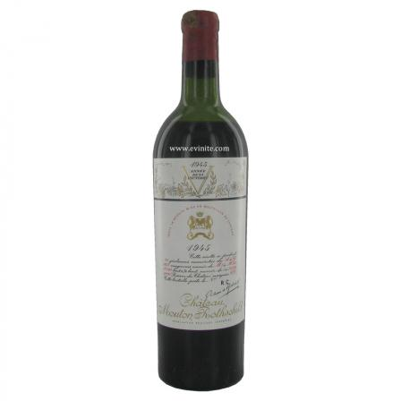Château Mouton Rothschild Imperial 1992