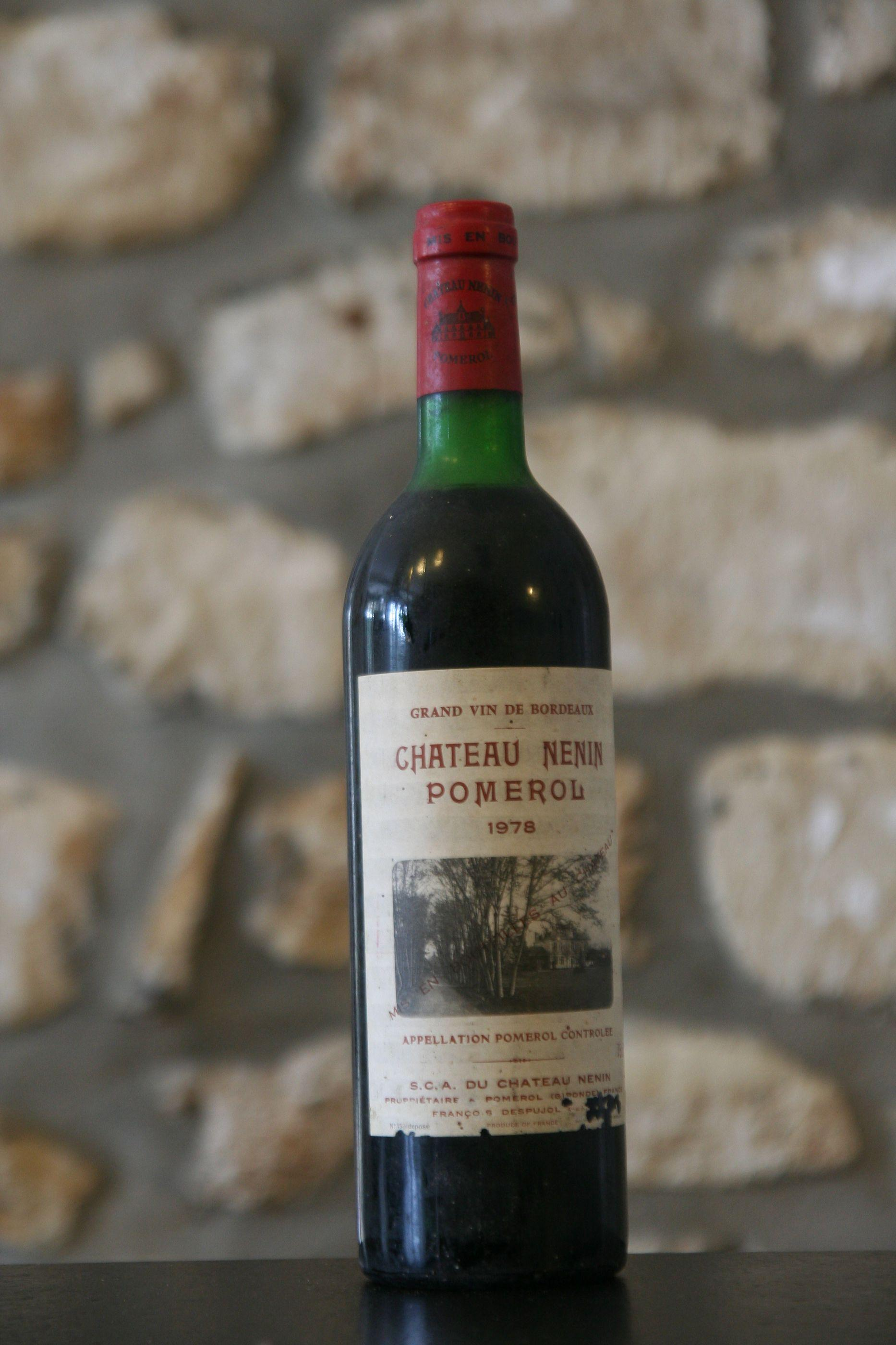Buy ch teau nenin 1978 at uvinum for Buy chateaubriand