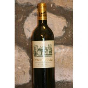 Chateau Olivier 2002