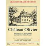 Château Olivier Graves Blanc 1996