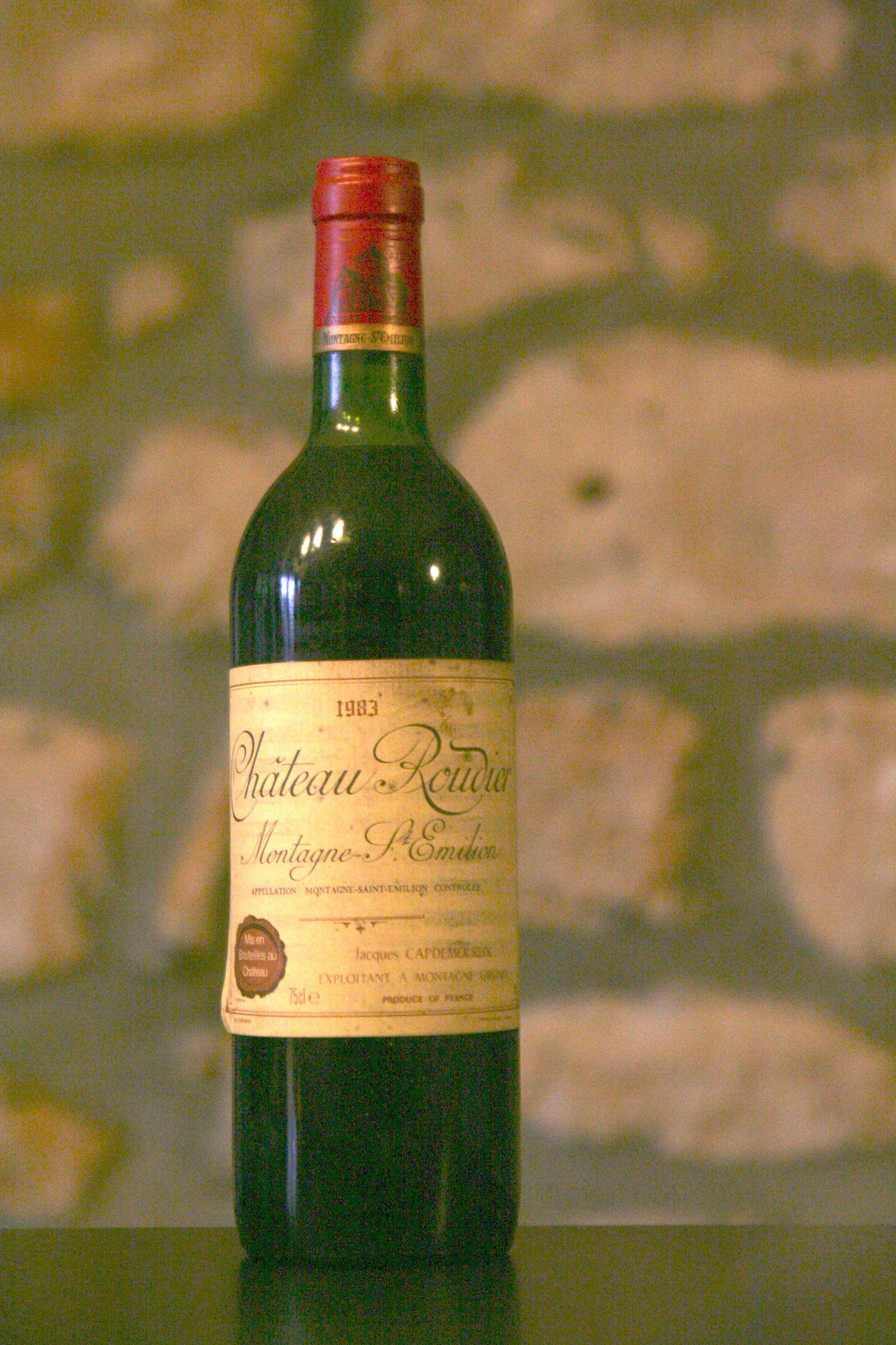 Buy ch teau roudier 1983 at uvinum for Buy chateaubriand