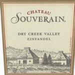 Chateau Souverain Dry Creek Valley Zinfandel 1999
