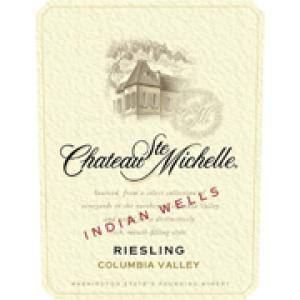 Château Ste. Michelle Indian Wells Riesling 2007