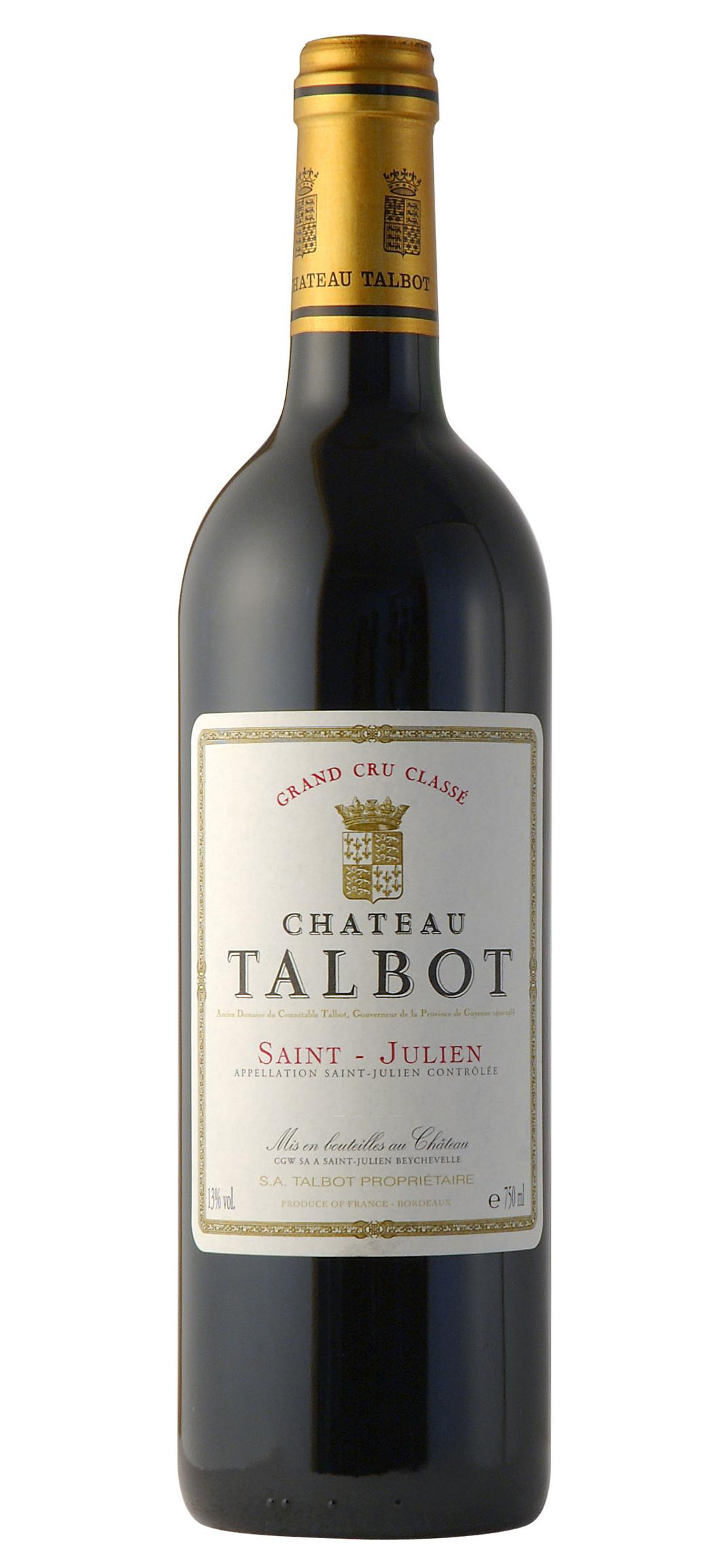Buy 1993 ch teau talbot for Buy chateaubriand