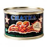 Chatka - Carangueijo Real Russo 100 %
