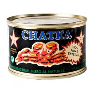 Chatka - Crabe royal Russe 100 %