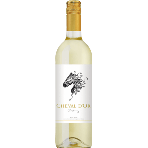 Cheval d'Or Chardonnay Pays D'oc 2018