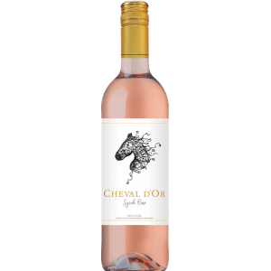 Cheval d'Or Syrah Rosé 2019