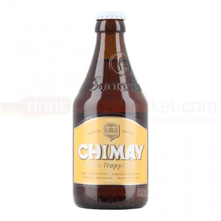Chimay White Cap Trappist