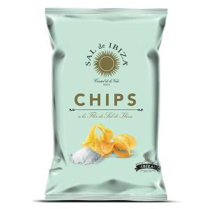 Chips With Salt From Ibiza 45g