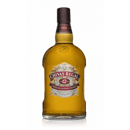 Chivas Regal 12 Year old 1.75L