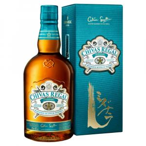 Chivas Regal 12 Year old Mizunara