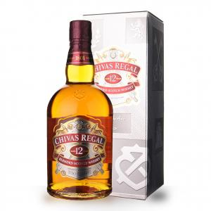Chivas Regal 12 Years Coffret
