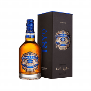 Chivas Regal 18 Años Gold Signature