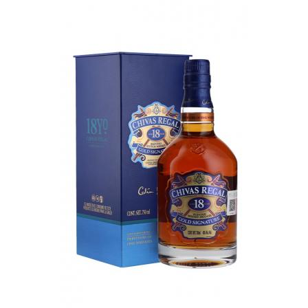 Chivas Regal 18 Years