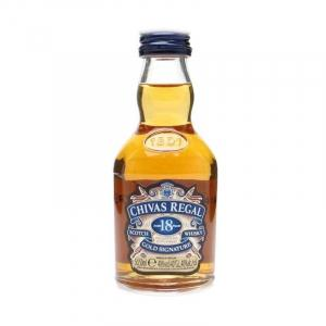 Chivas Regal 18 Years 50ml