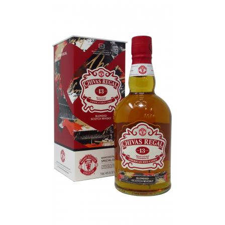 Chivas Regal Manchester United American Rye Cask 13 Years 75cl