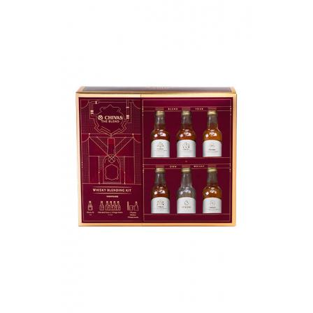 Chivas Regal Whisky Blending Kit