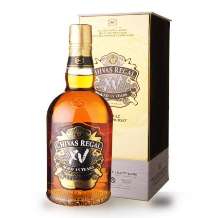 Chivas Regal XV + Coffret