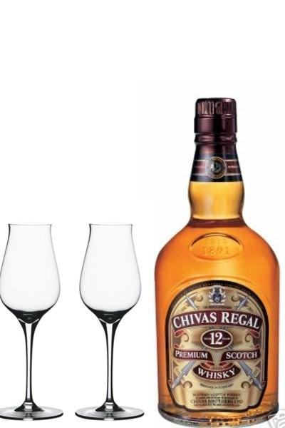 chivas whisky set mit gl ser whisky. Black Bedroom Furniture Sets. Home Design Ideas