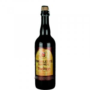 Choulette Tradition Blonde 75cl