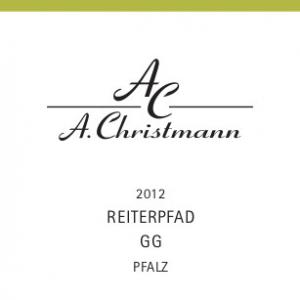 Christmann Ruppertsberger Reiterpfad Riesling Grosses Gewächs 2012