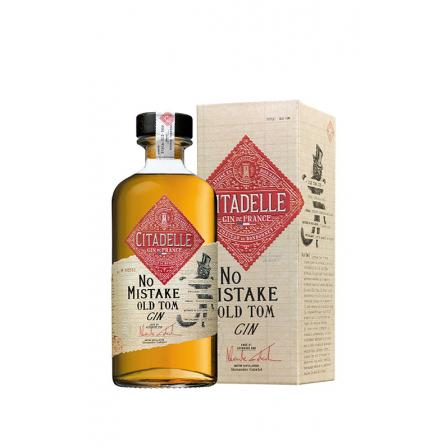 Citadelle No Mistake Old Tom Gin 50cl
