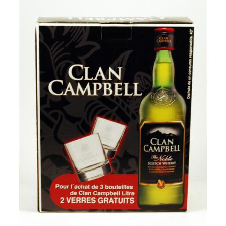 Clan Campbell P 3 1L
