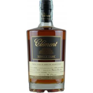 Clement Rhum Agricole Single Cask Canne Blue