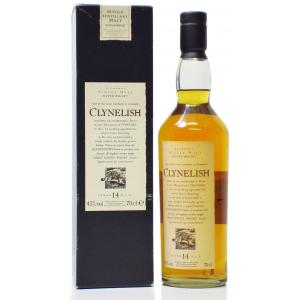 Clynelish Flora And Fauna 14 Years 1990
