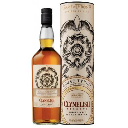 Clynelish Reserve Game Of Thrones House Tyrrell