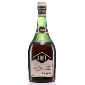 1878 Cognac Adet Seward & Co Old Bottling