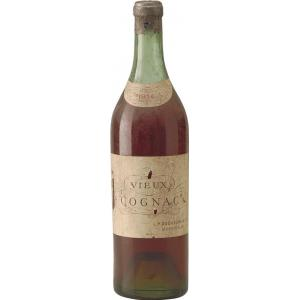 1914 Cognac Duquesne & Co L.P. Old Bottling