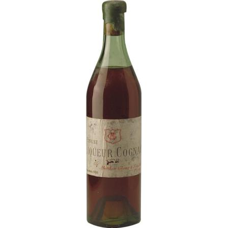 1878 Cognac Matthew Gloag & Son Old Bottling