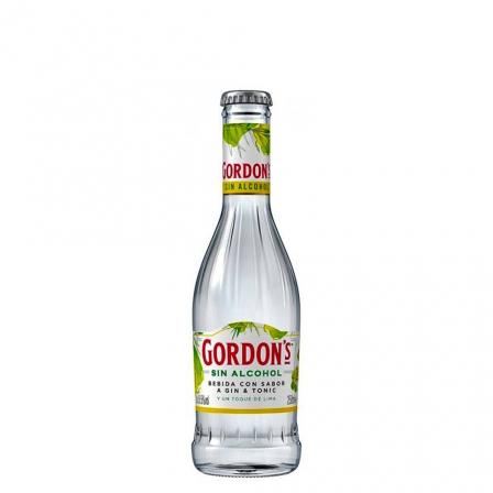 Combinado Gordon's Gin&tonic Sin alcohol Lima 250ml