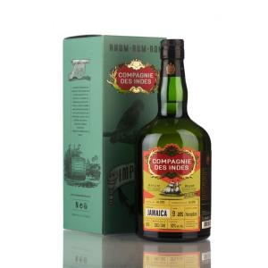 Compagnie Des Indes Jamaica Hampden Cask Strength 9 Years
